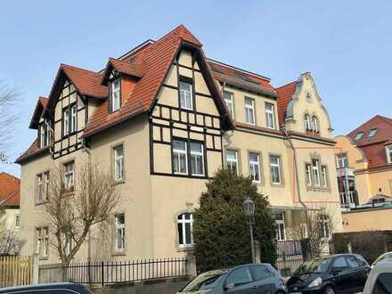 Kapitalanlage in attraktiver Wohnlage, nahe Elbwiesen: vermietete 2 Zi.- Wohnung, provisionsfrei