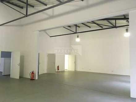 Variabler Gewerberaum (ca. 900 m²): Hallenfläche, Fitnessfläche, Schulungen, Büro-, Praxis...