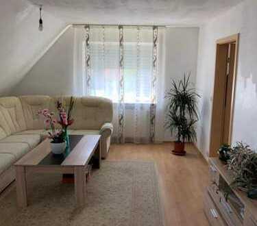 Stilvolle DG-Wohnung in Greven-Reckenfeld zu verkaufen