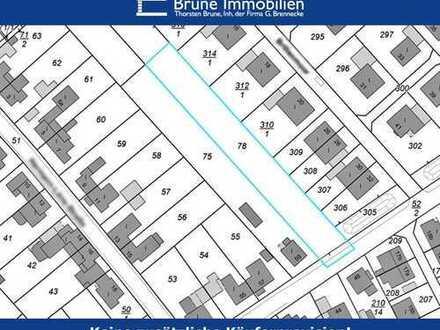 BRUNE IMMOBILIEN - Bremerhaven-Leherheide: Ein Grund zum Bauen