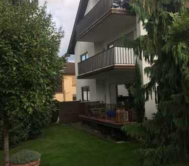 Hochwertige, schöne, 3,5 - Zimmer-Wohnung mit großem Balkon