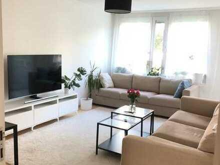 PROVISIONSFREIE Wohnung mit 3,5 Zimmern sowie Balkon und Einbauküche in Ludwigsburg