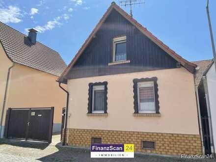 +++ Einfamilienhaus in unmittelbarer Nähe zum Rheinufer +++