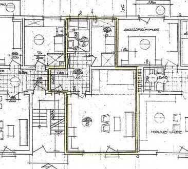 Essen-Frohnhausen: Schöne helle 1 1/2 Zimmerwohnung (43 qm) in zentraler Lage