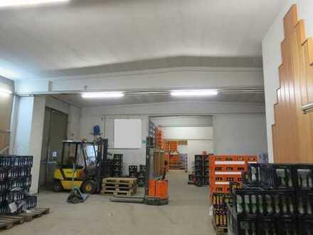Vielseitig nutzbares Gewerbeobjekt 440m² mit 100m² Freifläche, 2 Büros und 2 Stellplätzen