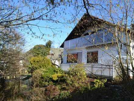 Großzügiges familienfreundliches freistehende Einfamilienhaus mit Garage in Kelkheim-Fischbach