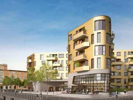 PANDION DOXX - Großzügige 3-Zimmer-Wohnung mit zwei Bädern und schönem Balkon