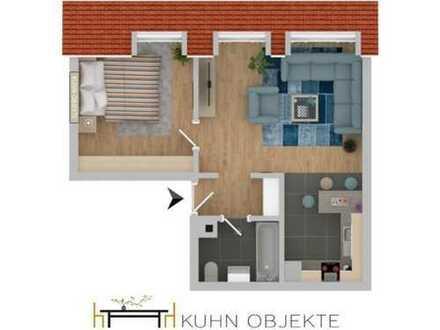 2 Zi-Eigentumswohnung in Heidelberg-Weststadt