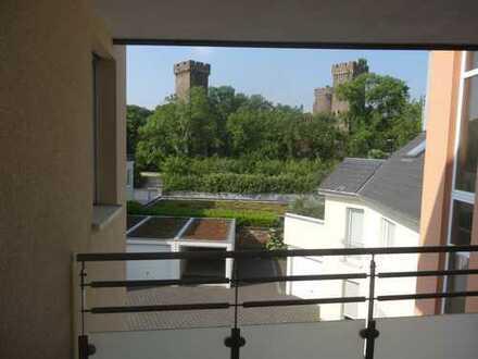 Terrassenwohnung Lechenich Zentrum, schöne, helle, ruhige barrierefrei Rhein-Erft-Kreis, Erftstadt