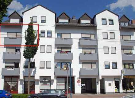 Moderne 3-Zimmer-Eigentumswohnung mit Balkon zentraler Vorort-Wohnlage