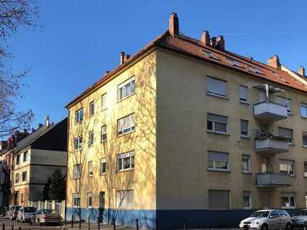 Neu sanierte 2 Zimmerwohnung in absolut ruhiger Lage Mannheim-Neckarstadt