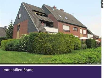 3 ZKB Wohnung mit Balkon und Garage in schöner Siedlungslage von Bad Zwischenahn