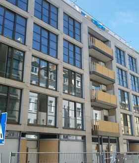 Erstbezug: perfekte 4-Zimmer-Wohnung mit Balkon u. 2 eleganten Bädern