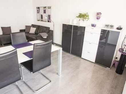 moderne 2-Zimmer-Wohnung mit Balkon, EBK und Garage in Graben-Neudorf