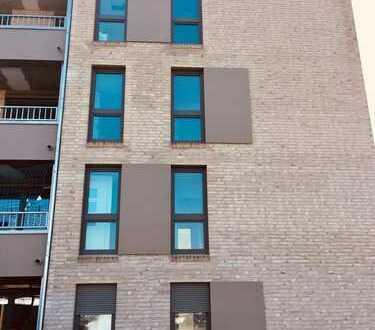 Neubau 3 -Raum-Wohnung mit Balkon und Fahrstuhl in Heide