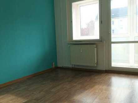 Zentrumsnahe 2-Raum-Wohnung mit Aussicht!