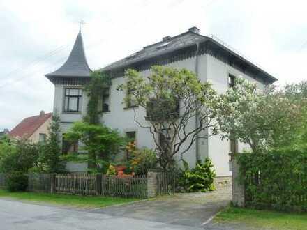 Gepflegte 4-Raum-Wohnung mit Balkon und Einbauküche in Gohrisch /Sächsische Schweiz