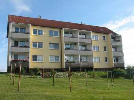 Am Waldrand wohnen im Südharz / Kreisstadt Quedlinburg (Weltkulturerbe)
