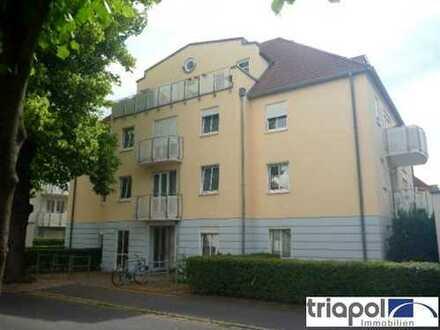 Gemütliche 2-Zi-Wohnung mit Terrasse in Coswig.