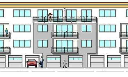 sonnenverwöhnte Eigentumswohnung in Neubauobjekt
