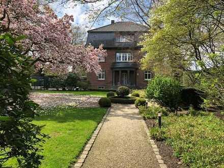 Historische Stadtvilla in bester Lage von Kirchhellen-Mitte