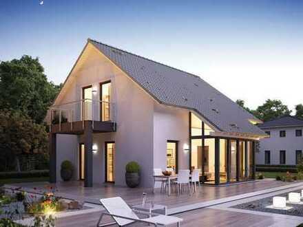 Vom Haustraum zum Traumhaus - mit TÜV-Zertifikat inkl. Bodenplatte !!