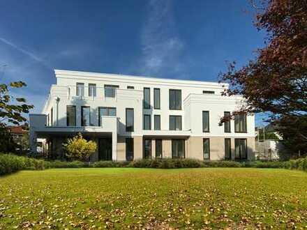 Wunderschöne 3- Zimmer Wohnung mit Charakter und großzügigem Balkon. Neubau! WHG Nr. 8