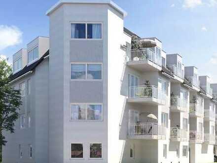 Im Herzen Nauens, 2 Zimmer Wohnung Erstbezug mit Einbauküche und Balkon