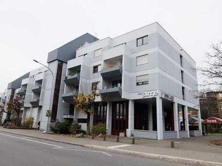 Gepflegte 1-Zimmer-Wohnung mit sonnigem Westbalkon, EBK und Stellplatz in Konstanz-Petershausen