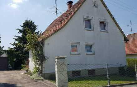 Schönes Haus mit vier Zimmern in Unterallgäu (Kreis), Markt Wald