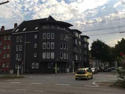 Exklusive vermietetes 1-Zimmer-Appartement in zentraler Lage