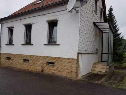 freistehendes Einfamilienhaus wartet auf Sie - ja genau auf Sie :-)