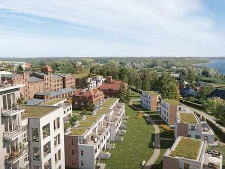 Viel Raum und Licht: Großzügige 2-Zimmer-Wohnung mit riesiger Terrasse in idealer Lage