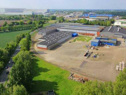 ca. 12.000 m² Außenfläche zu vermieten - umzäunt -