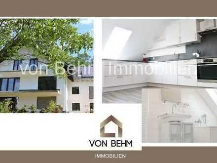 von Behm Immobilien - Exklusive Dreizimmer Landhauswohnung mit wunderschönem Ausblick