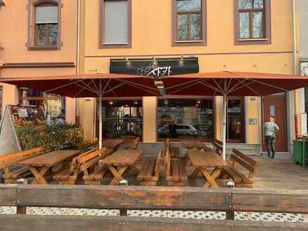 Ab Sofort Gastrofläche Frankfurt Gallus TOP LAGE