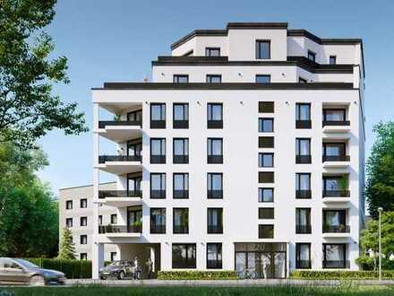 Attraktive 2-Zimmer-Wohnung nahe Obersee - provisionsfrei!