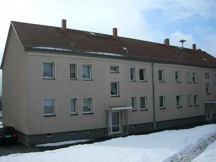 Preiswerte 2-Zimmer-Erdgeschosswohnung in Eichigt/OT Tiefenbrunn