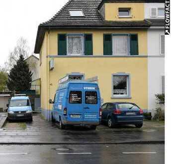 So viel Potential! Haus mit 3 Wohneinheiten, Anbau, Hof und 643 qm großem Grundstück. In Bonn.