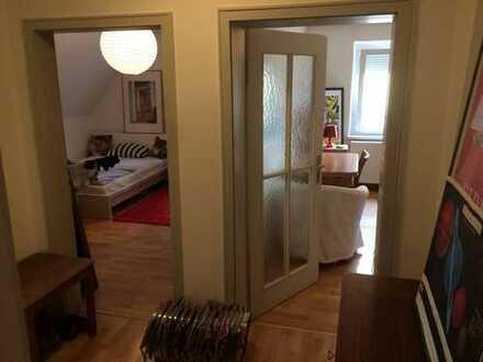 Freundliche 3-Zimmer-Wohnung mit EBK in Augsburg