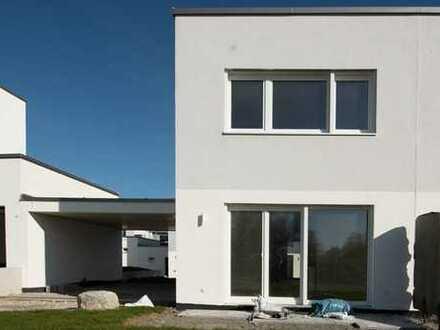 Am Illerbogen daheim - wunderschönes Doppelhaus