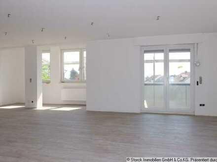 Neuwertige 1. OG-Wohnung in Neuthard, Gartenstraße