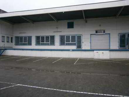 Lagerhalle im Gewerbegebiet Süd, Dietzenbach