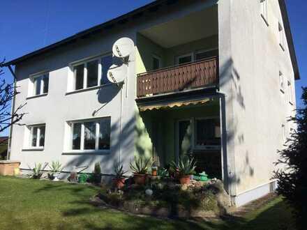 Schöne fünf Zimmer Wohnung in ruhiger Wohnlage in Pegnitz/Neudorf-Ost