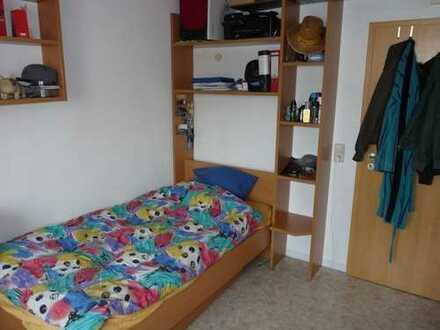 Möbliertes Zimmer, 12 qm, 200€, katholische Studentenverbindung
