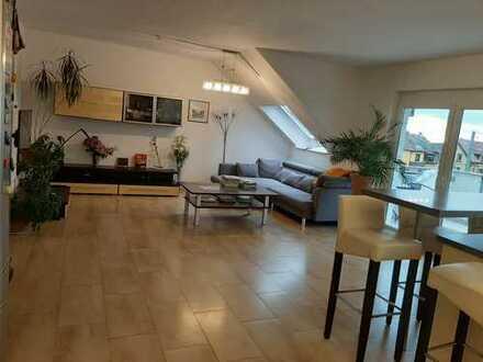 Helles 3- Zimmer Appartement, nahe S-Bahn, BG Klinik, Vögele, BK Giulini, Mannheim, Speyer