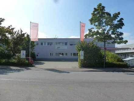 1.484 m² Logistik-Halle, 6 m für Hochregal/Produktion/Lager inkl. Büroflächen im Gewerbecenter A-Ost