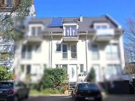 Ruhige Lage in zweiter Reihe! Stadthaus in HH-Eppendorf!