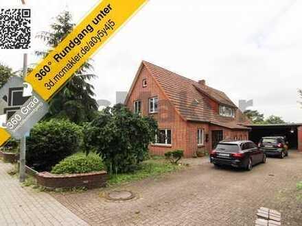 Viel Platz für Ihre Familie!Geräumiges Ein-bis Zweifamilienhaus mit großem Garten in zentraler Lage!