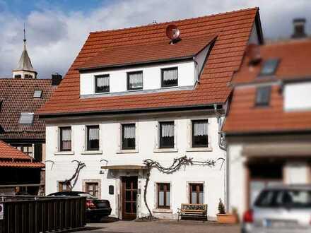 Ihr Wohntraum wird wahr. Moderne Maisonette-Wohnung in Lobbach zu vermieten!